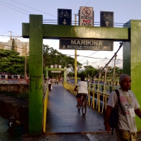Marikina Bikeways, first in the Philippines
