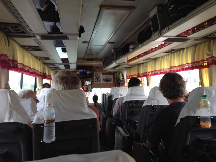 Mekong Express Limousine Bus is highly rated by those who have tried it.
