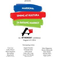 Marikina: ART WEDNESDAY